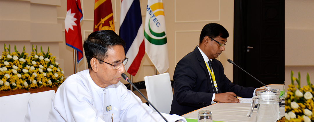 Home- Bay of Bengal Initiative for Multi-Sectoral Technical and